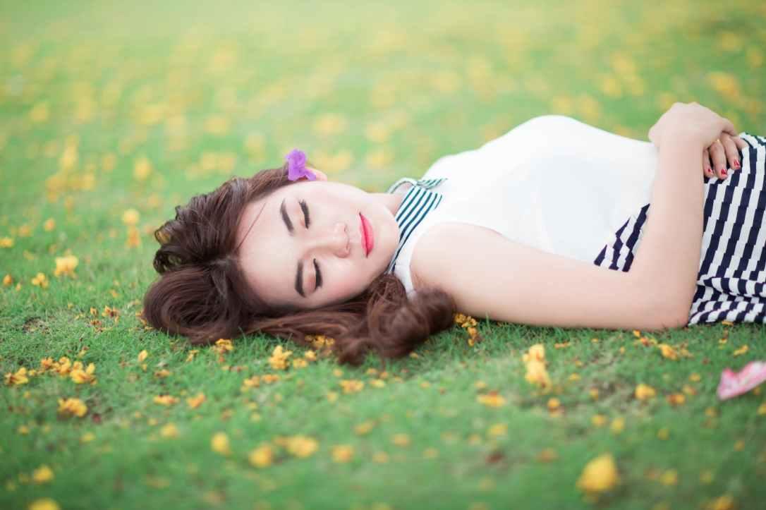 beautiful blur carefree cute